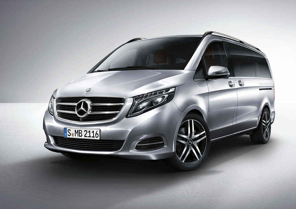 Mercedes V-Klasse Beauty